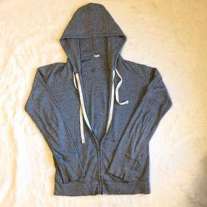 J. Crew zip up hoodie